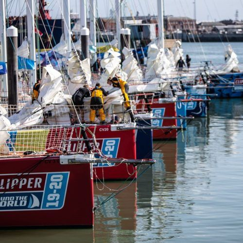 Clipper Line Up