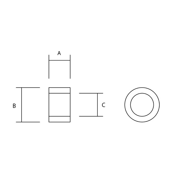 Isolation Sleeve Dimensions