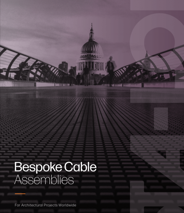 Bespoke Cable Brochure