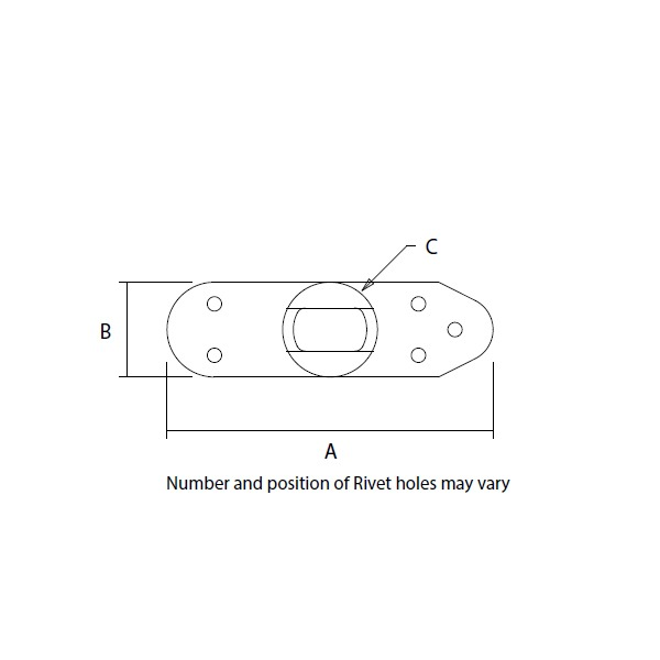 Shroud-Backing-Plate-Dimensions